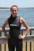 Women Sleeveless Wetsuit