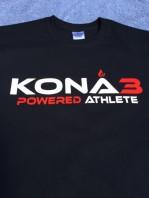KONA3 Black Front
